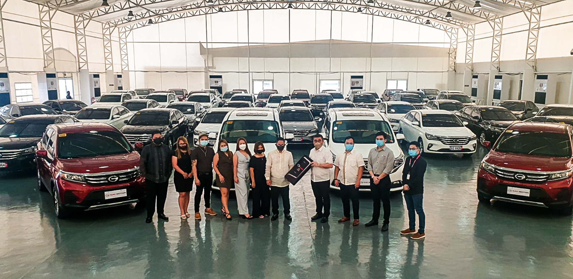 RYO Motors Welcomed Into GAC Motor Family Through Official Turnover Ceremony