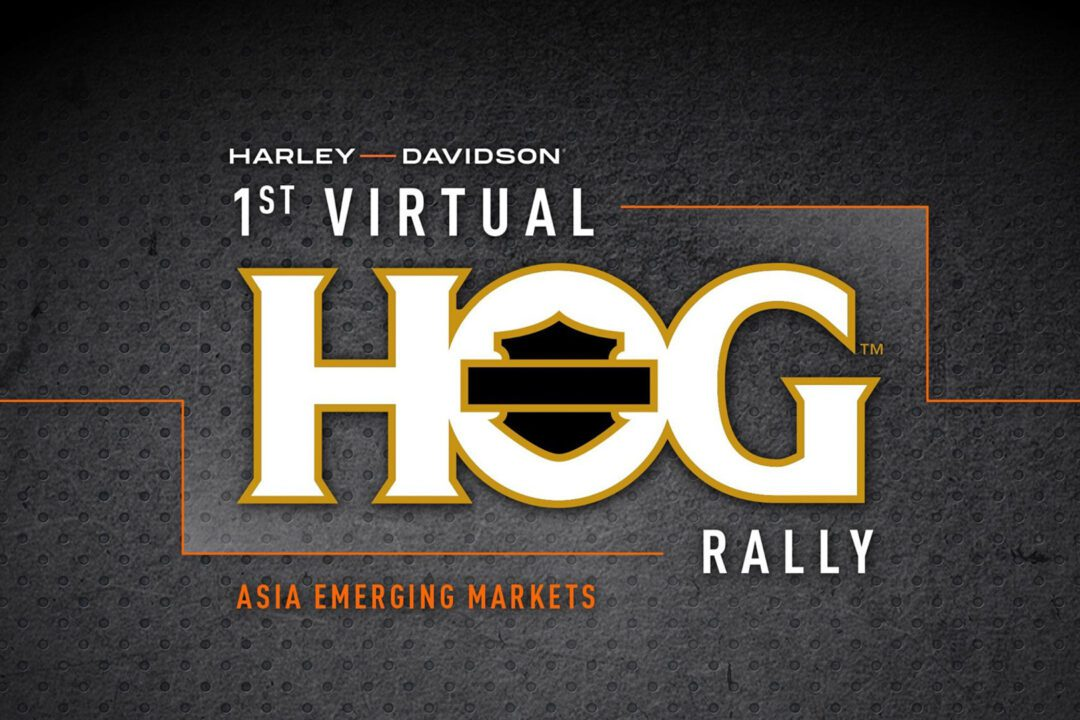 77,000 motorcycle enthusiasts attend Harley-Davidson AEM's first virtual H.O.G Rally