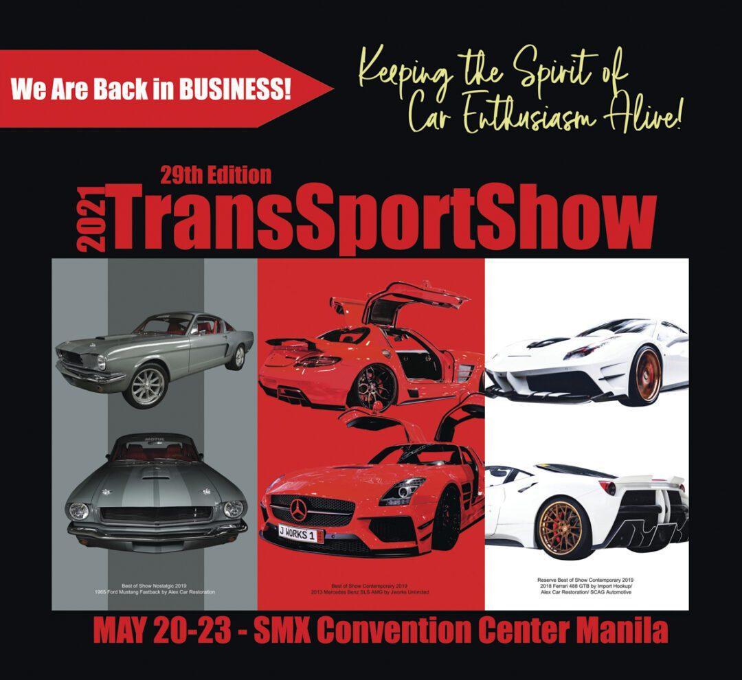 TradeShow International brings back TransSport Show this 2021