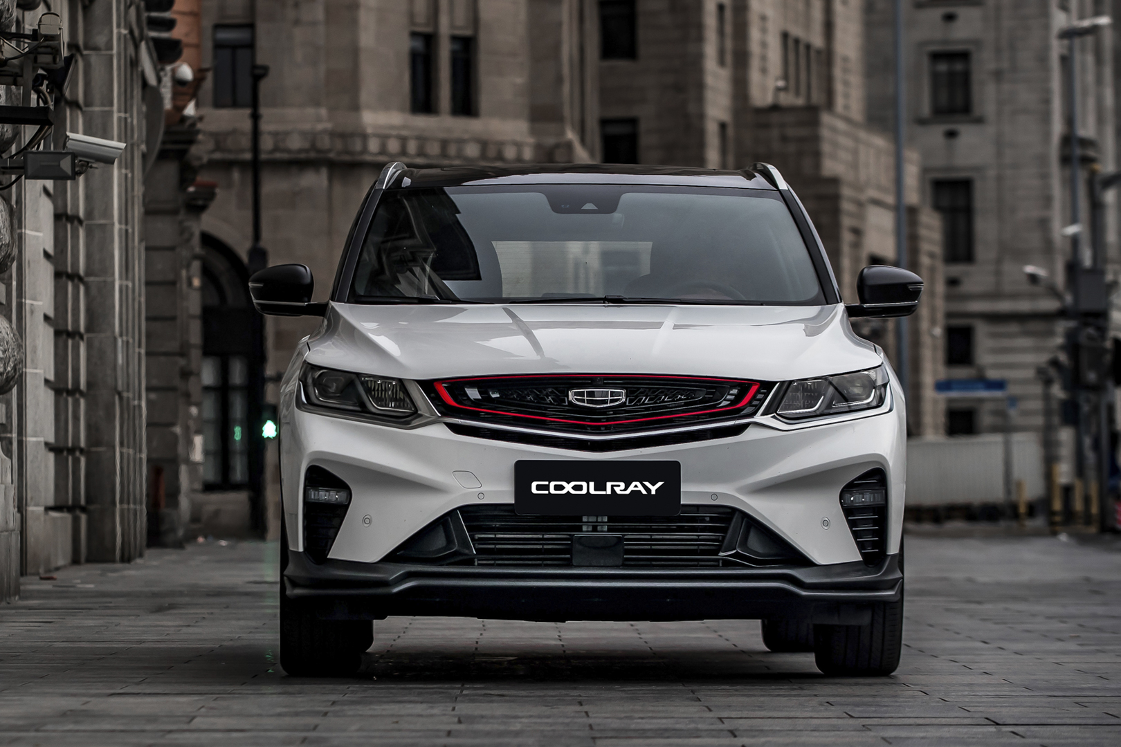 Geely Coolray leads the 5-Seater Subcompact SUV market in 2020
