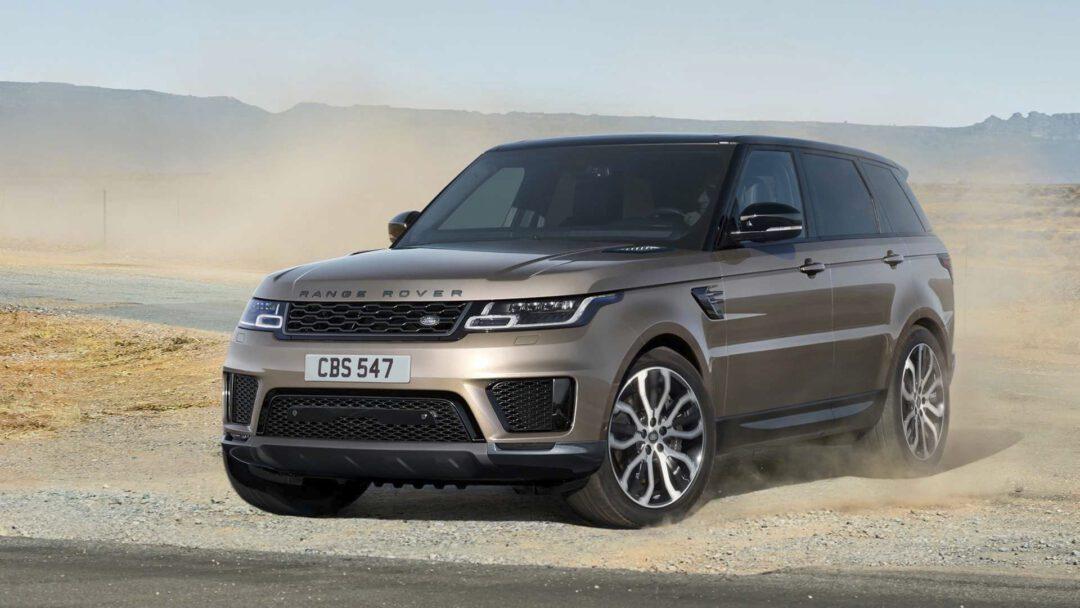 Range Rover Sport Hits 1 millionth sale