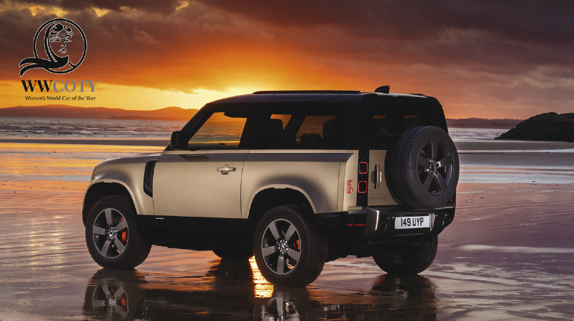 Land Rover Defender crowned as the Supreme Winner Women's World Car of the Year 2021
