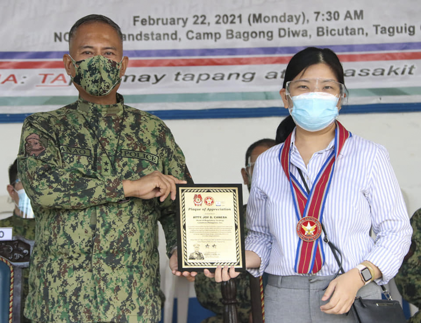 Lalamove partners with NCRPO for safer deliveries