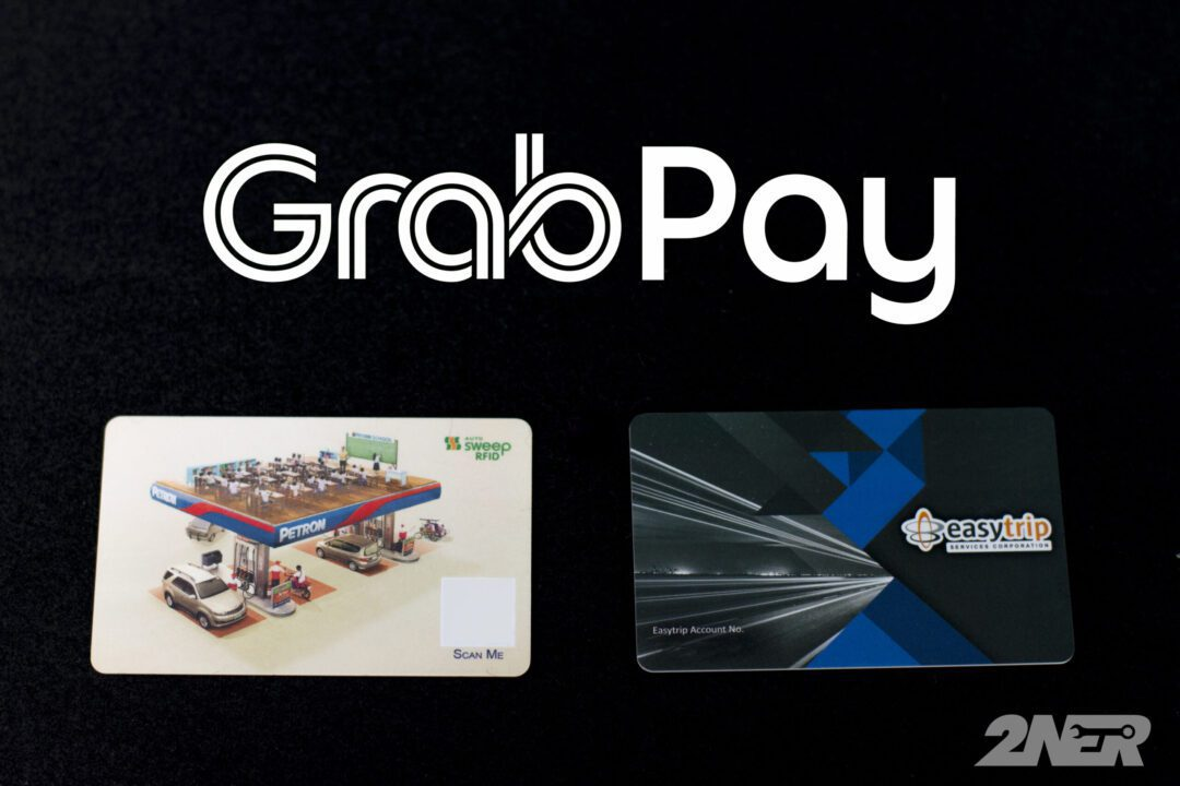 Travel Safely and Reload Your AutoSweep, EasyTrip accounts with GrabPay