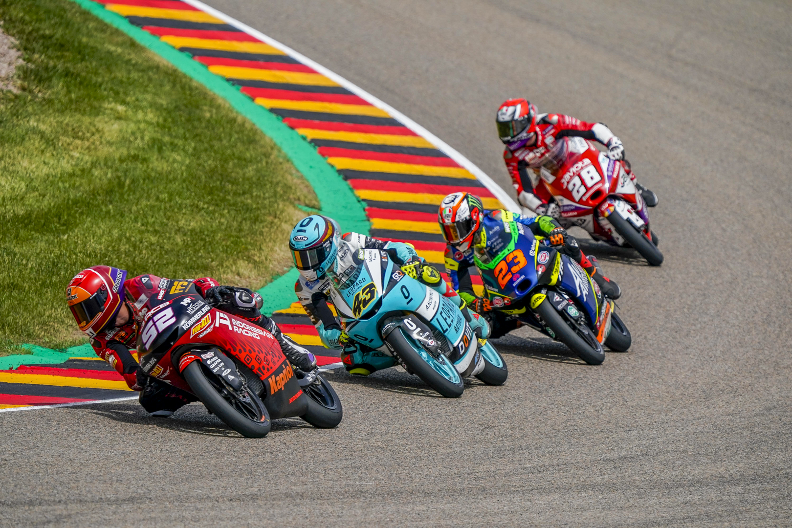 Alcoba bounces back in style at the Sachsenring #GermanGP