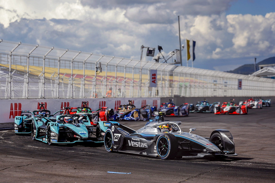 Mercedes-EQ Formula E Team leaves Puebla unrewarded