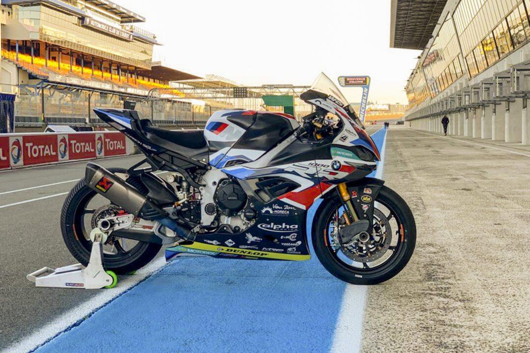 BMW Motorrad World Endurance Team starts into the 2021 FIM EWC w/the new BMW M 1000 RR