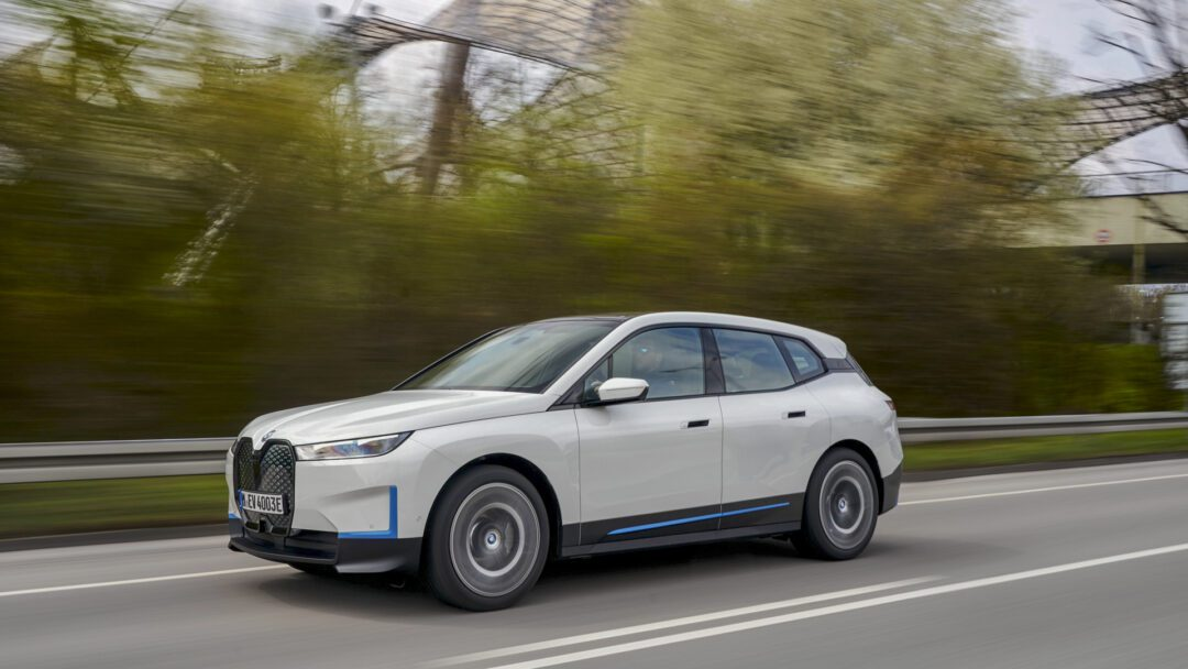 The BMW iX is ready for production and is due to arrive on the world's roads on November 2021