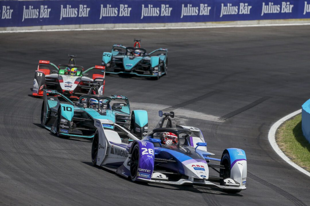 Both BMW i Andretti Motorsport drivers finish in the points at Sunday's race #PueblaEPrix