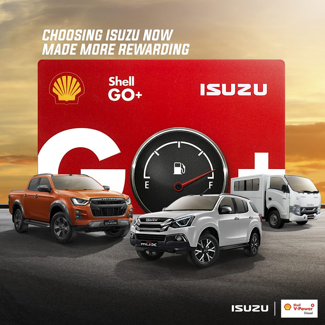 Isuzu Philippines Corporation and Shell fortifies and extends partnership until 2023