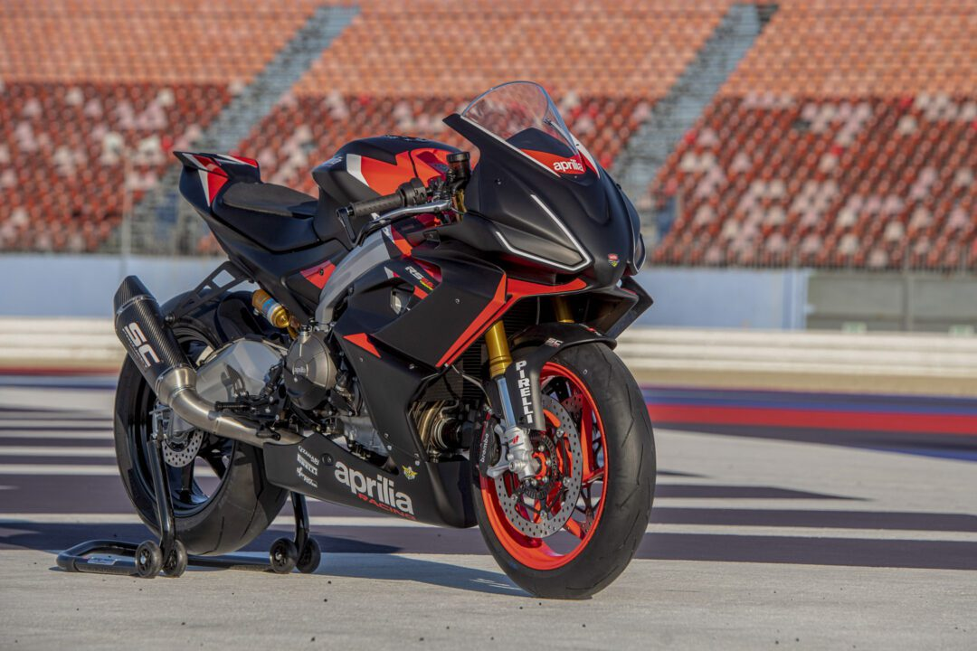 Aprilia RS 660 Trofeo version is now available for all