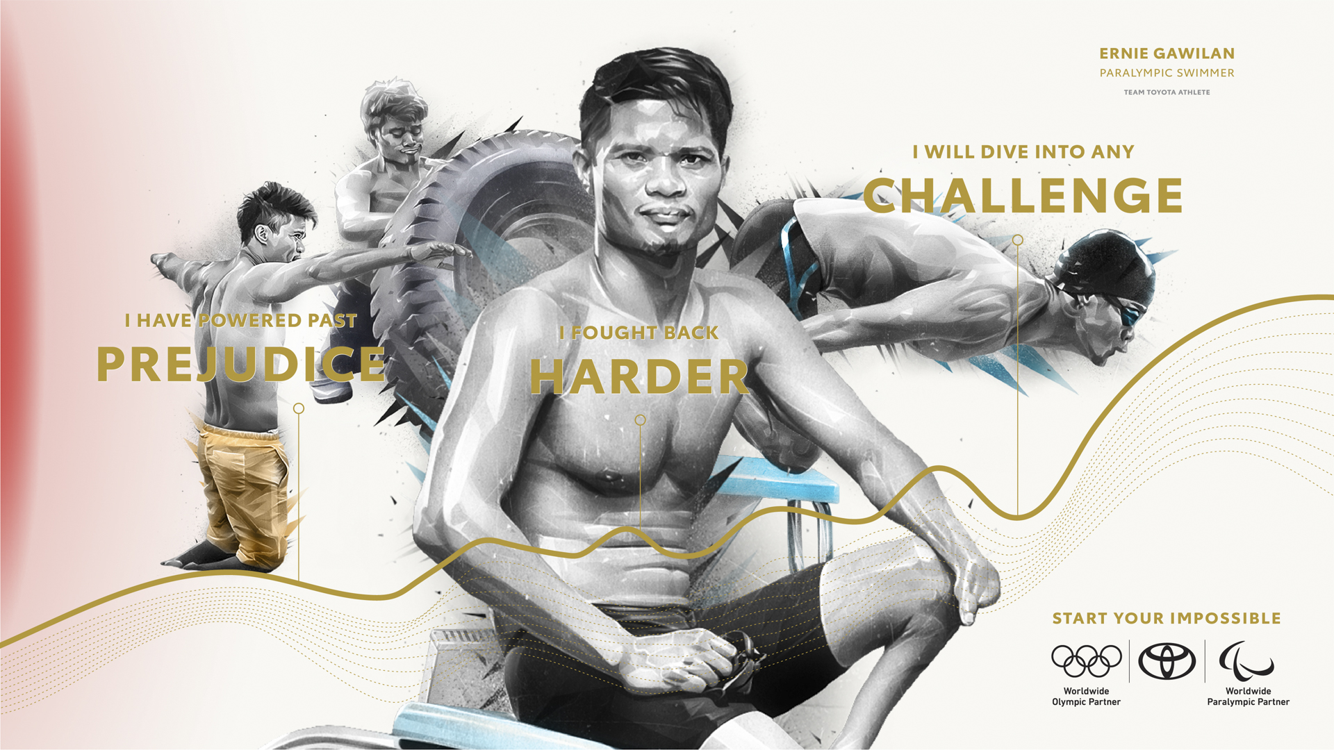 Global Team Toyota Athletes from Asia Set to  Go Higher, Faster, Further at Tokyo 2020
