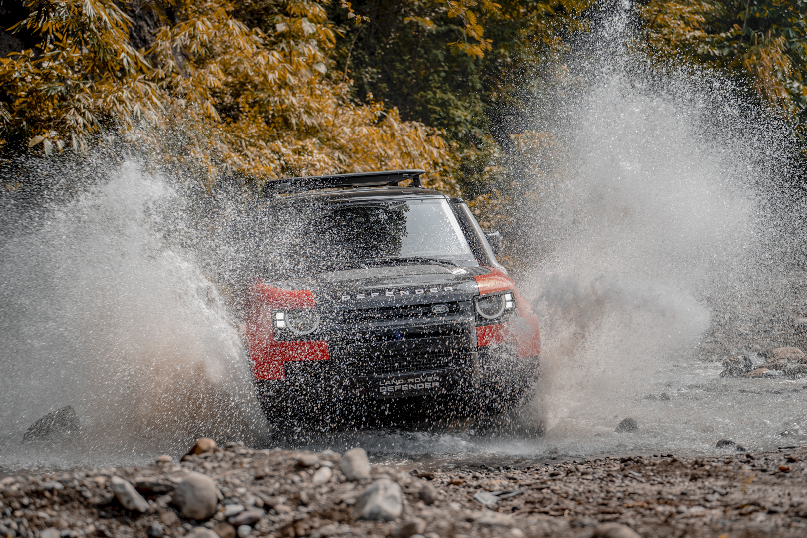The Iconic Defender 90 ready to conquer Philippine Terrains