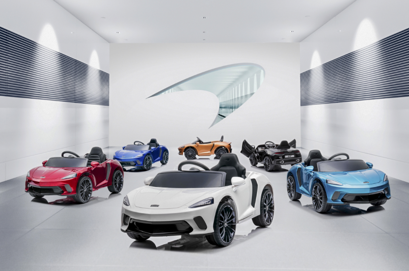 The New McLaren GT Ride-On: The Talk of the Playground