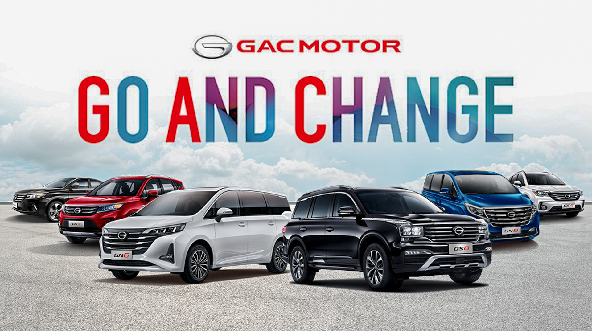 """GAC Motor launches """"Go And Change"""" Campaign"""