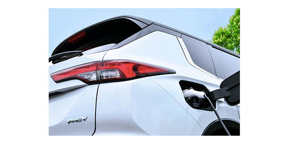 Mitsubishi Motors to Launch the All-New Outlander PHEV Model with a New-Generation PHEV System This Fiscal Year