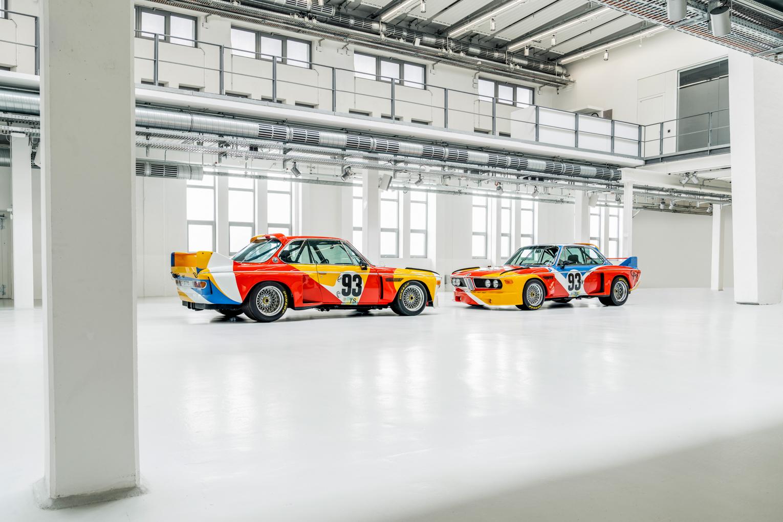 Calder Foundation and BMW present: Calder BMW Art Car (Artist's Proof)