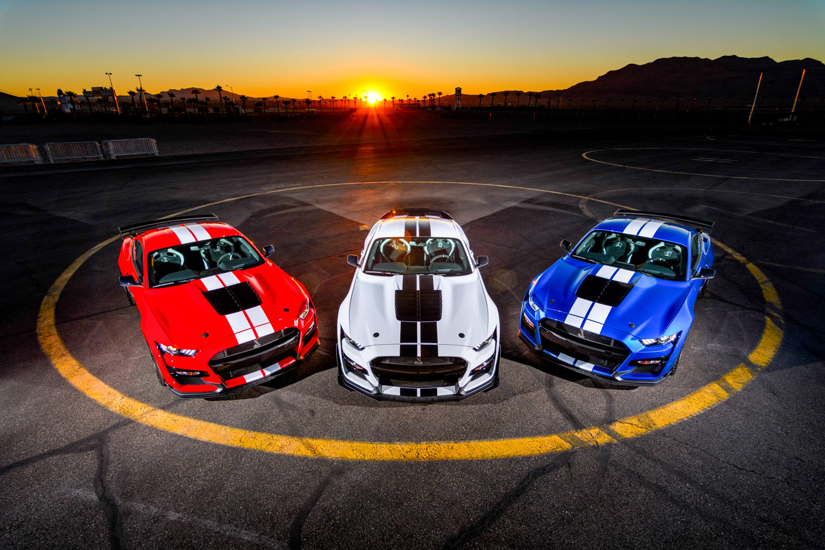 Ford Philippines Boosts Performance With New Mustang Shelby GT500