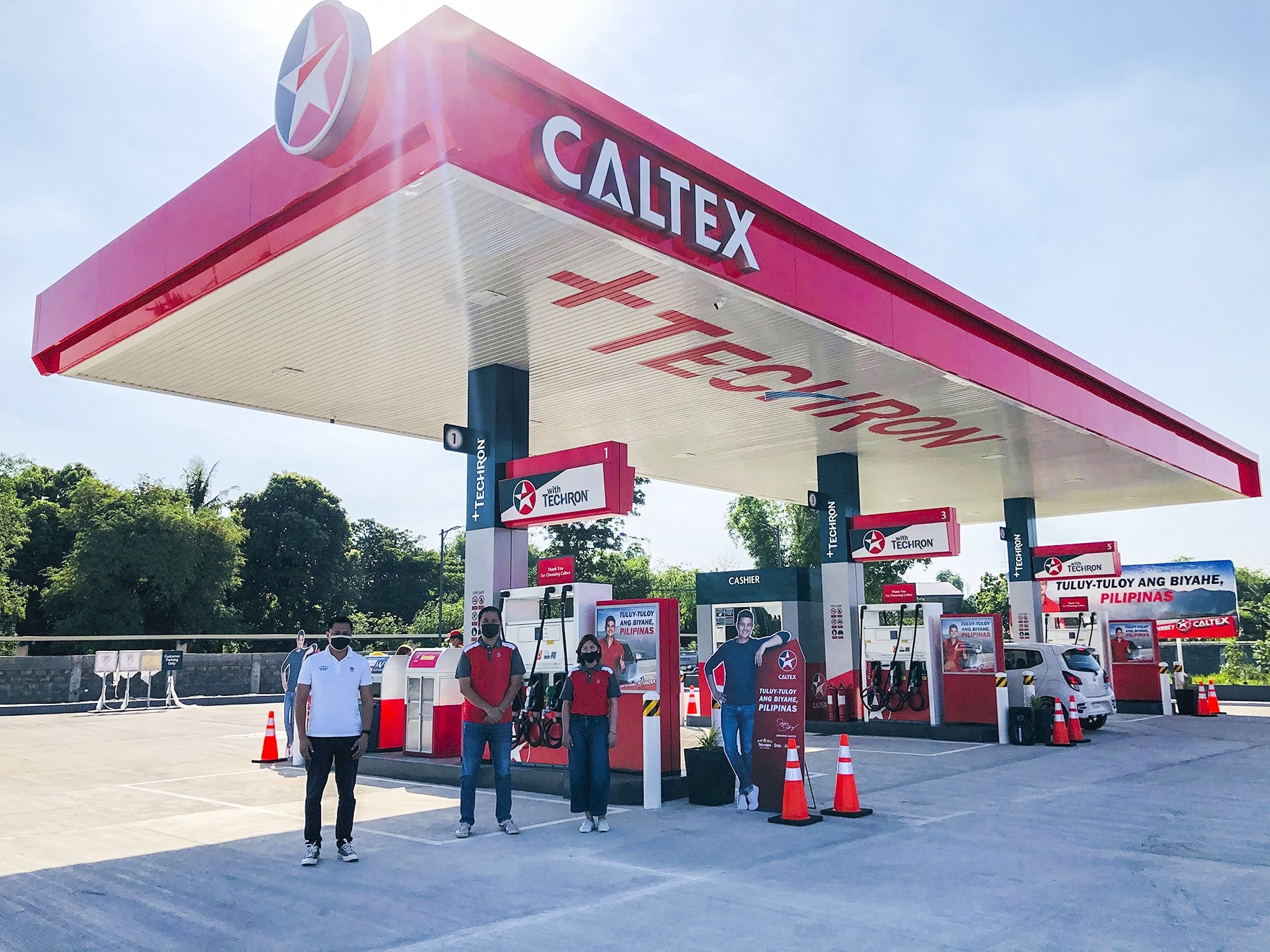 Caltex boosts network growth in Q2 of 2021