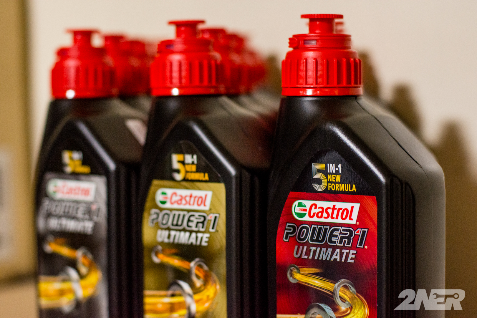 Castrol Launches POWER1 Ultimate Full Synthetic Engine Oil w/5-in-1 Formula for Performance that Surprises