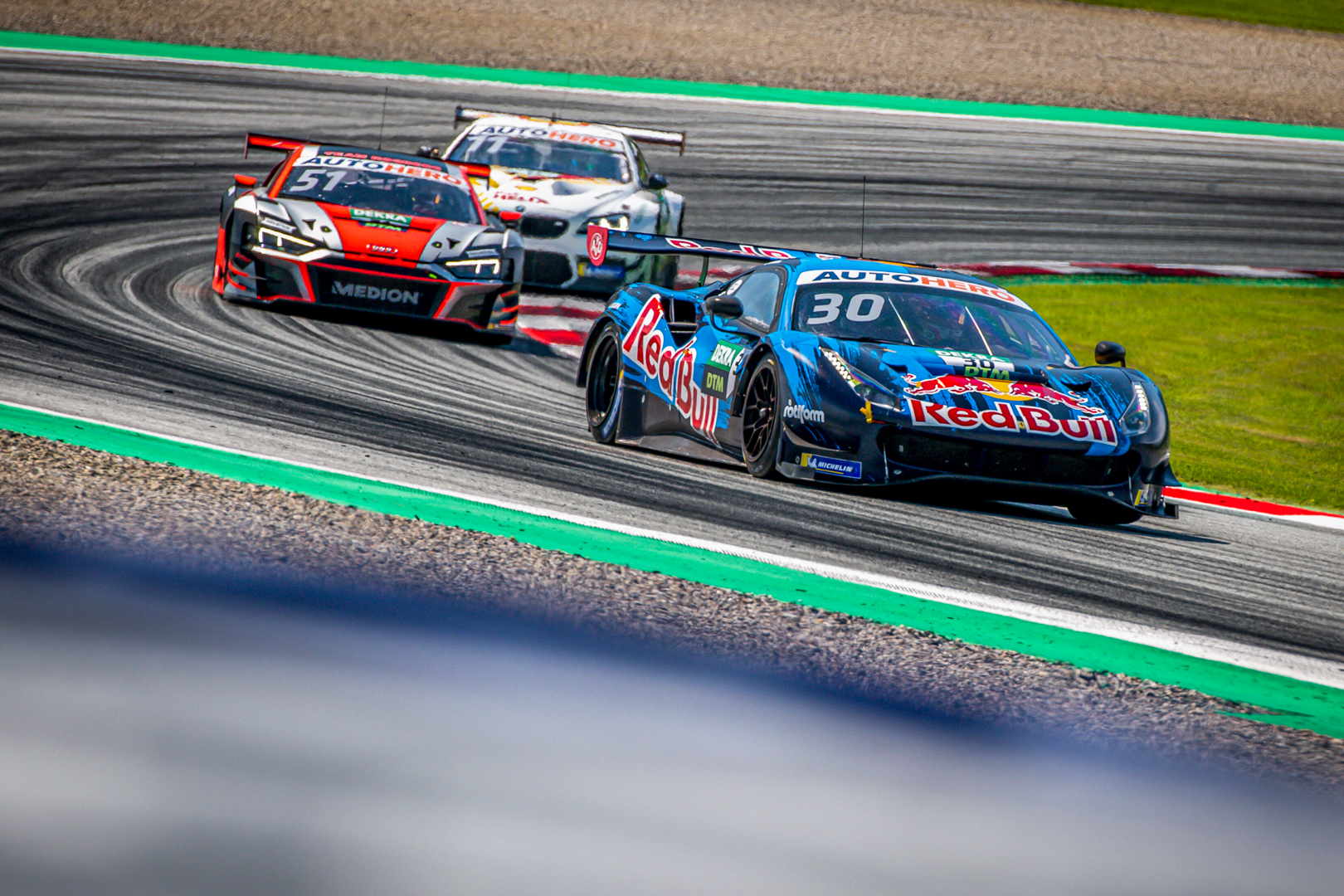 Liam Lawson crowns a perfect weekend with back-to-back victories at the Red Bull Ring