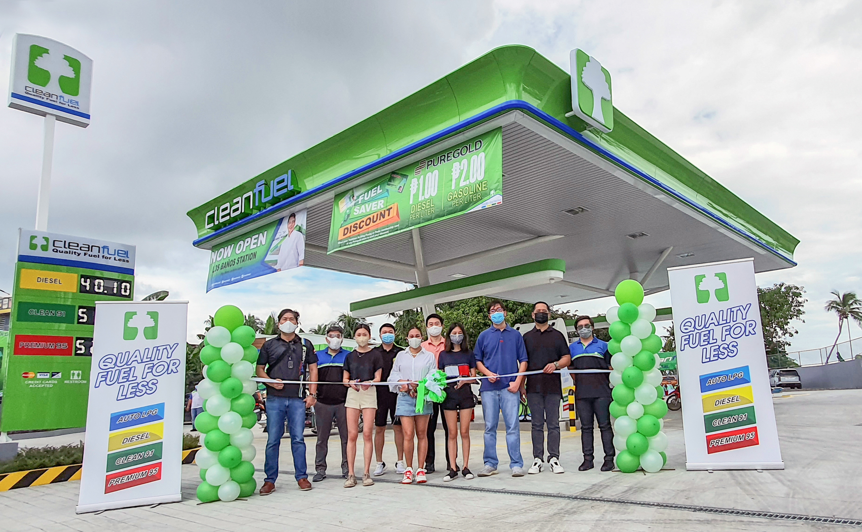Cleanfuel Expands South Retail Network; Opens Los Baños Station
