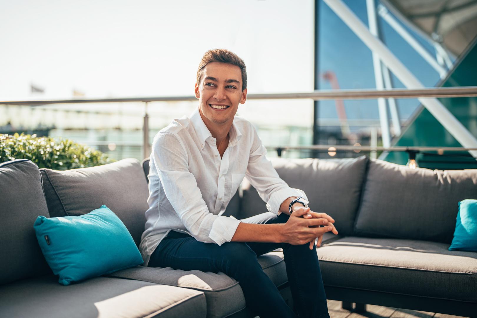 Mercedes-AMG Petronas F1 Team confirms 2022 driver line-up