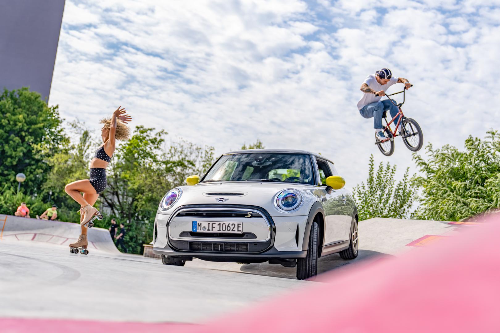 MINI and the IAA Mobility 2021: #BIGLOVE – a feeling that lasts