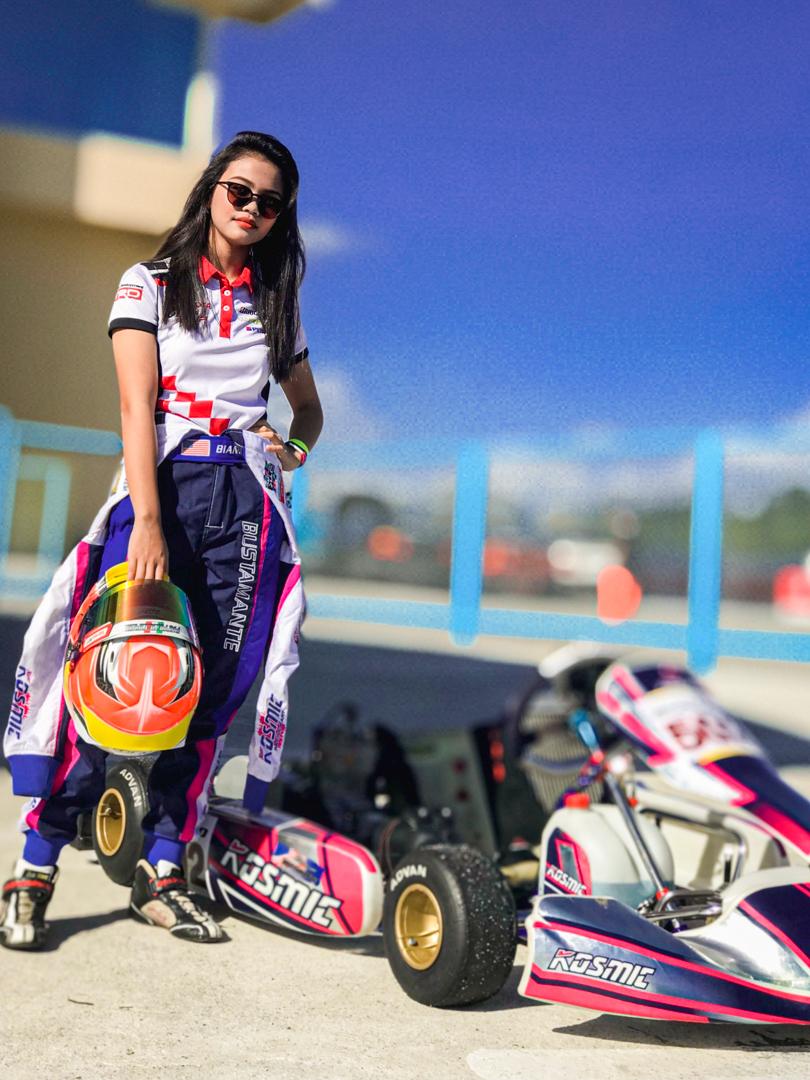 Bianca Bustamante set to participate in FIA Girls on Track – Rising Stars Youth Shoot-Out 2021